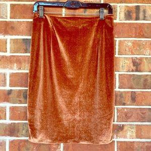 Umgee Peach skirt